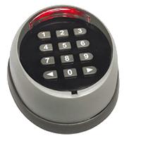 Радиокодовая цифровая клавиатура AN-MOTORS DIP