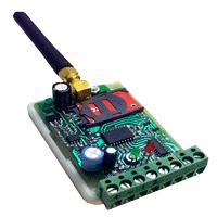GSM-Модуль. Управление с телефонома.